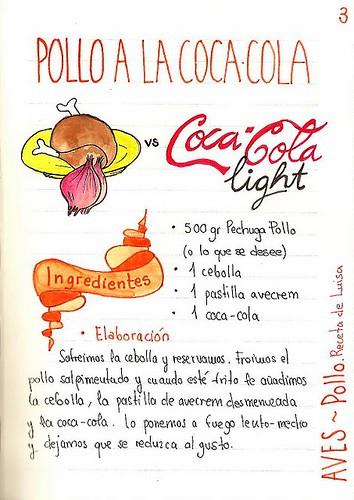 Pollo a la coca cola flickr photo sharing for Rectas de cocina faciles