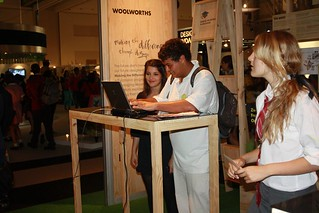 Students on Facebook talking about their experience at the Design Indaba 2011 | by *spo0ky*