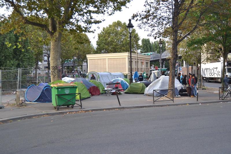 París, Rue Belleville et Popincourt. 1/10/2016. fotos de zeroanodino para URBANARTIMAÑA