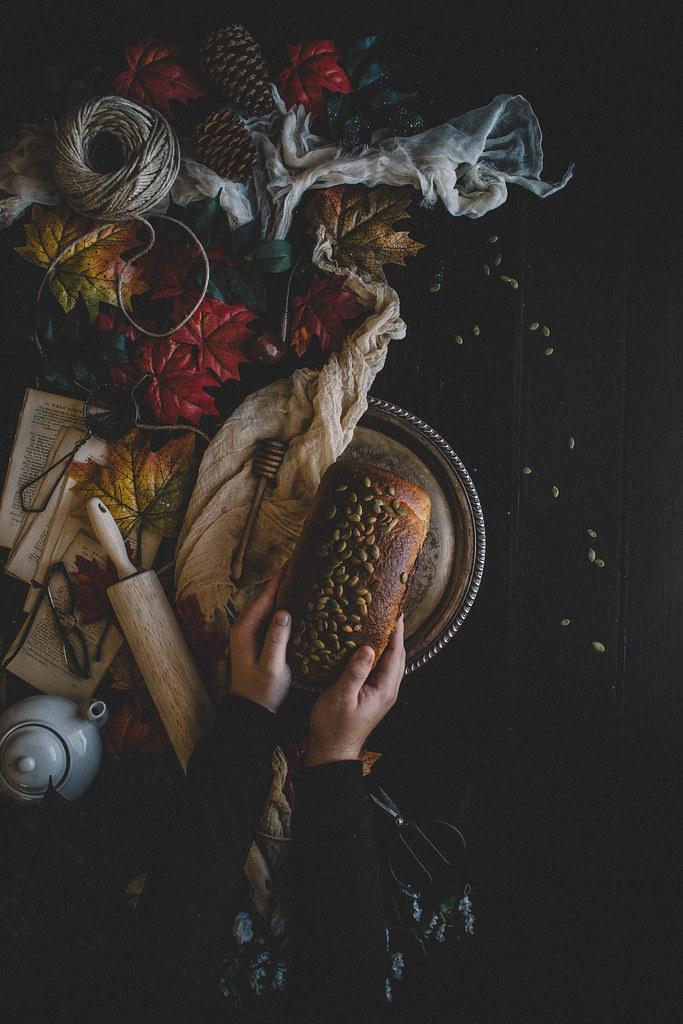 Whole Wheat Pumpkin & Brown Sugar Brioche   TermiNatetor Kitchen