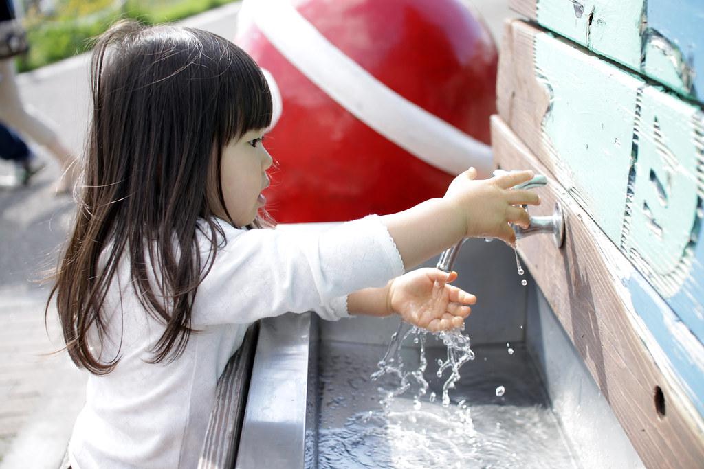 SAKURAKO - Hand washing !