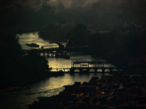 View from mansa devi - Haridwar | by Tarun Chopra
