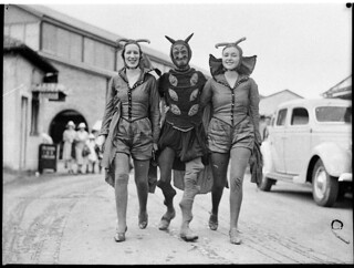 Royal Agricultural Show, 1937, by Sam Hood | by State Library of New South Wales collection