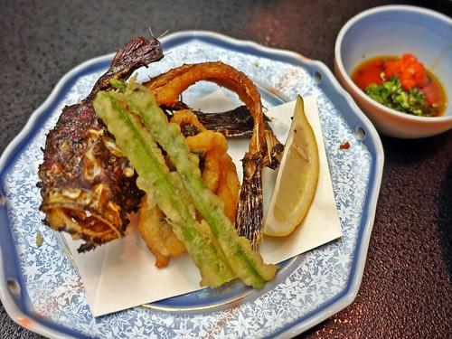 Onsen Dinner Day 1