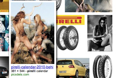 Pirelli Google Search Feature | by rustybrick