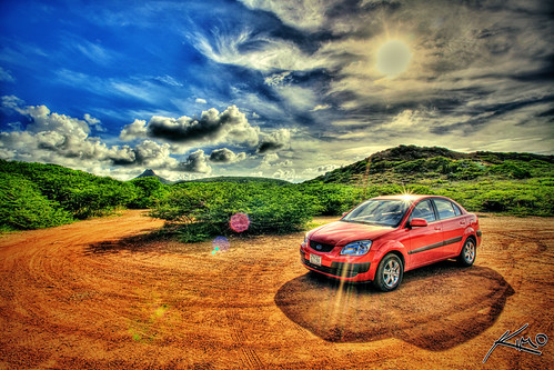 Rental Car Curacao Reviews