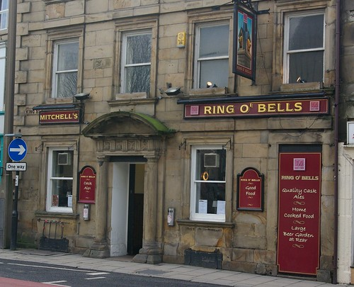 Ring O Bells Widnes American Night