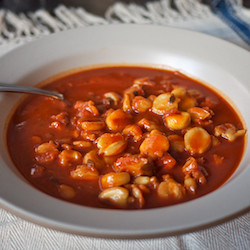 Posole with Chile Colorado | by mixbakestir