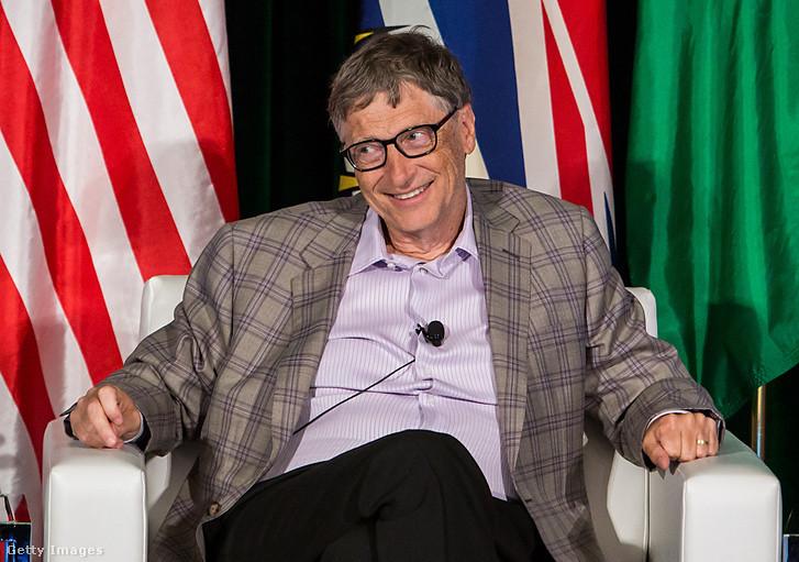 Bill Gates a leggazdagabb