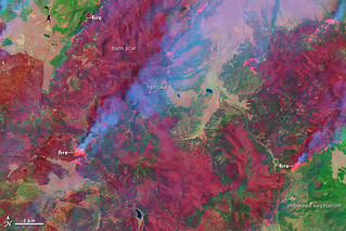 Wallow Fire, Arizona | by NASA Goddard Photo and Video