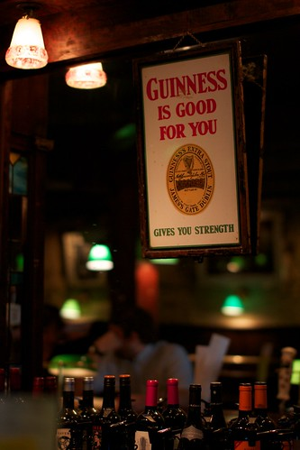 Guinness is good for you | by Stijn Debrouwere