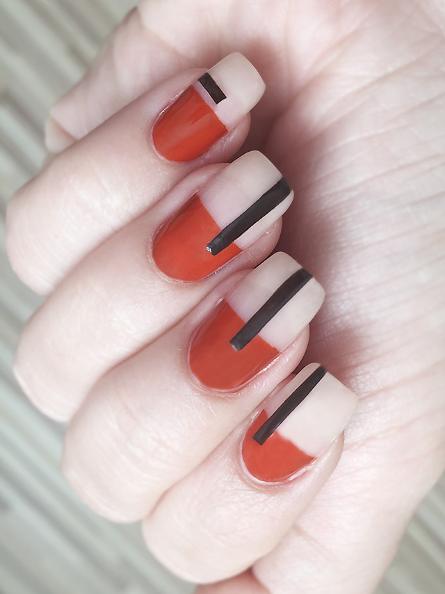 Nailart: Simple geometry
