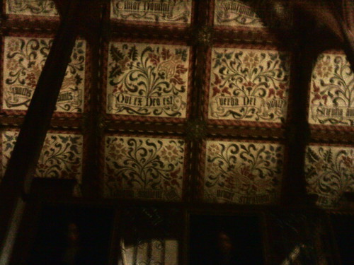 Oxford Mansfield College Library Ceiling 2010-12-15 | Flickr