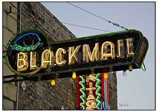 Blackmail - South Congress Avenue | by swanksalot
