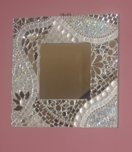 Rebecca S Mirror Mirror Textured Mirror Tiles Tg