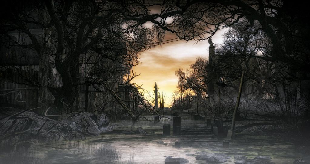 Foggy Swamp 2016