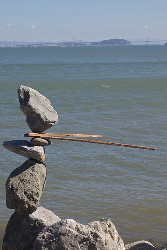Balanced Over the Bay | by cogdogblog