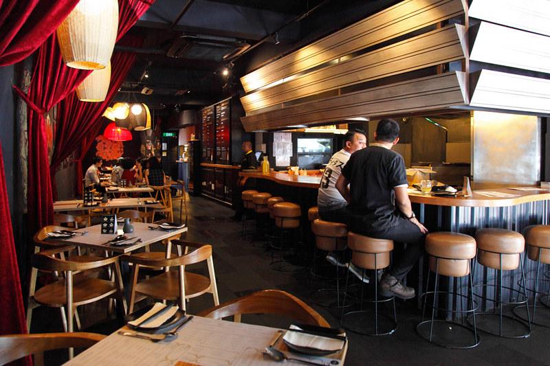 Torii Japanese Restaurant Jalan Batai
