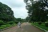 Bangalore - Lalbagh Botanical Garden drive