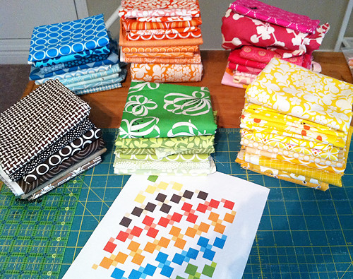 Planning a Quilt | by Fresh Lemons : Faith