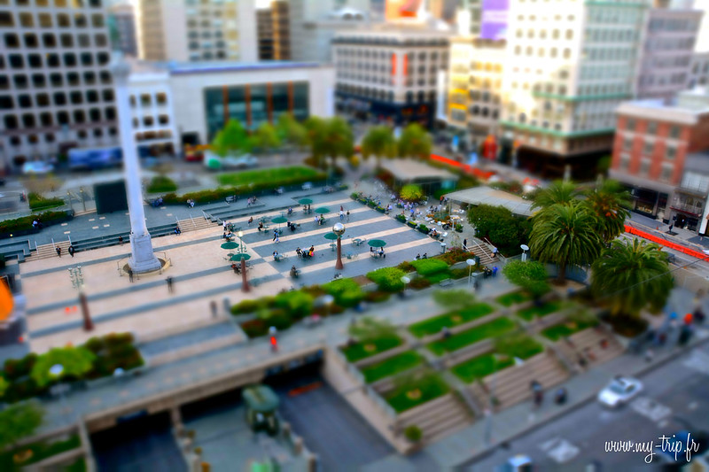 Union square miniature