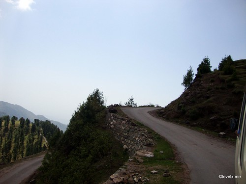 Road to Lasdana, Azad kashmir | by Faizan K.