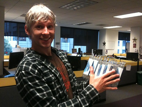 This is what Scott looks like holding 56GB of RAM | by Ross
