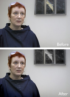 Photoshop Monday - Before and After | by han edwards