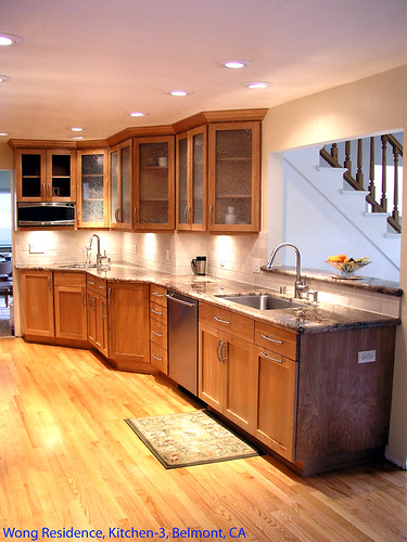 Custom Complete Kitchen Design Amp Remodel Belmont Ca Flickr