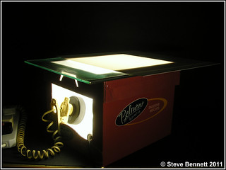 DIY Light Table | by steveblackdog