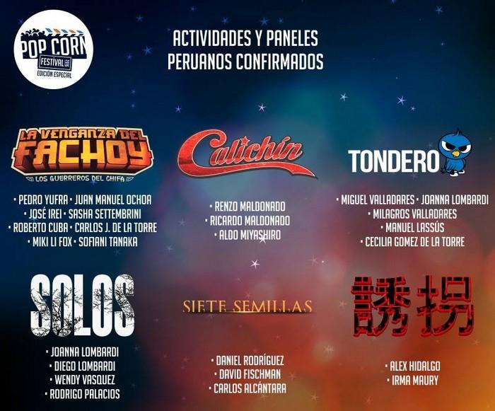 Pop Corn Festival 2016 | Concha Acústica del Campo de Marte