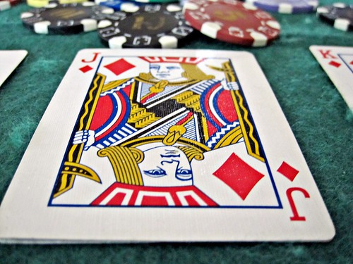 """Playing Poker"". Images Money. Attribution 2.0 Generic (CC BY 2.0)"