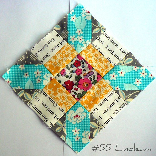 #55 Linoleum | by {Leila} Where Orchids Grow