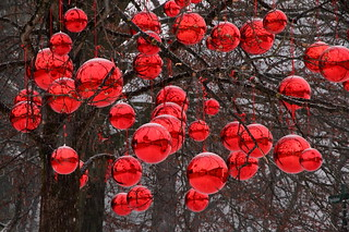 Red balls | by LusoFox