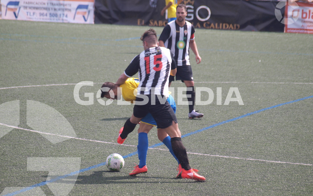 CD Almazora 0-4 Orihuela CF (25/09/2016), Jorge Sastriques
