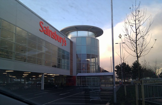 sainsbury's slough