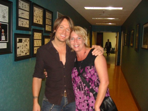keith urban and allison | by delmccouryband