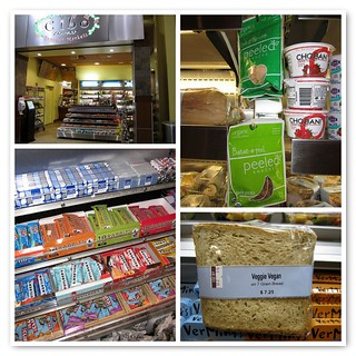 Cibo Express | by veganbackpacker
