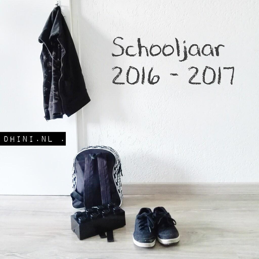 Schooljaar 2016-2017