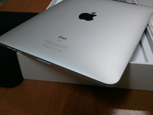 iPad Wifi+3G 64GB | by Chi NGUYỄN
