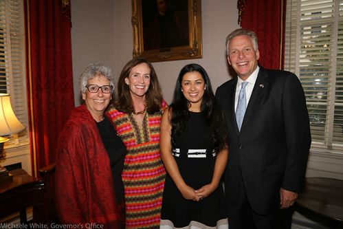 9-28-16 Hispanic and Latino Heritage Month Reception, Executive Mansion