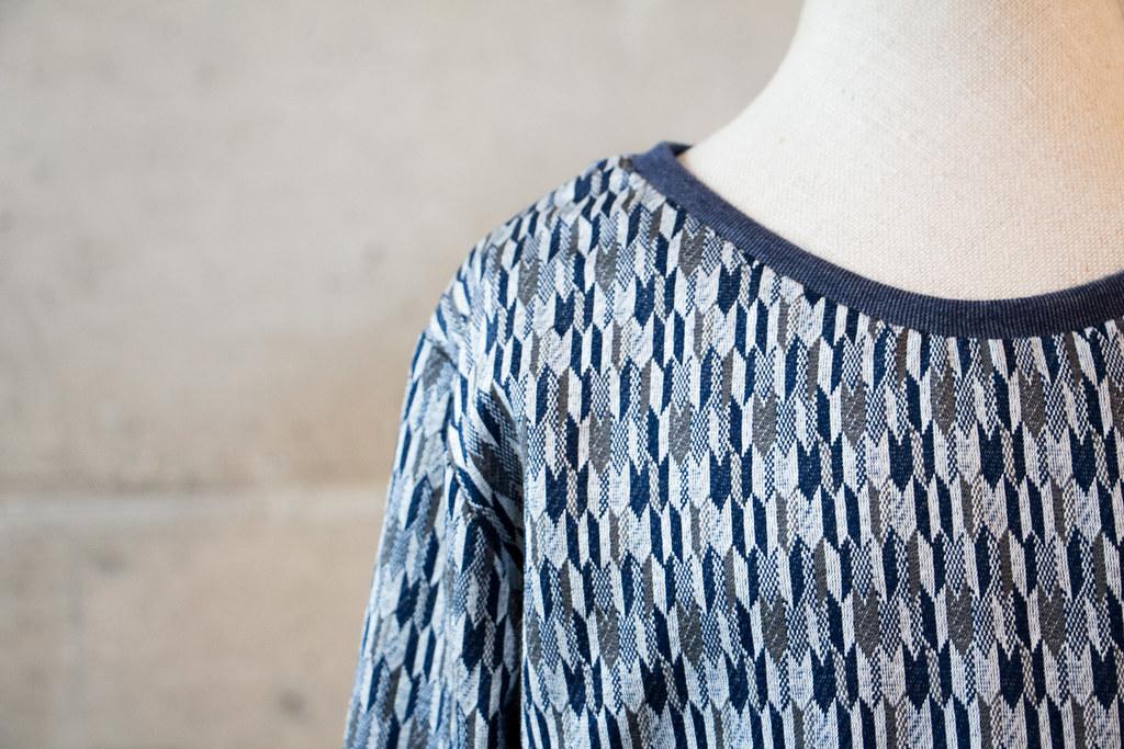 Reversible Billie sweater for Nonavink
