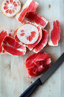 grapefruit peels | by sparkling ink by tiina