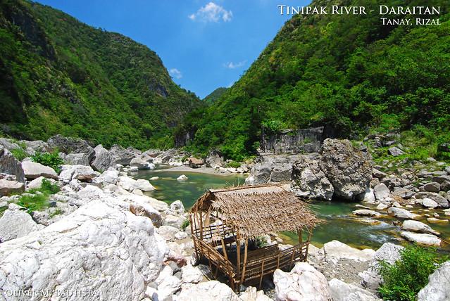 Tinipak River - Daraitan