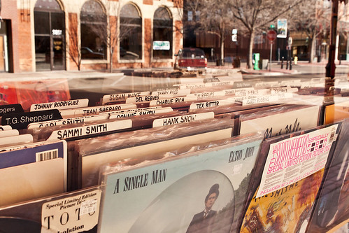 Record Store Window | by GenBug