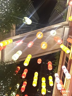 CIRCLEG 遊記 香港 灣仔 銅鑼灣 利東街 合和中心對面 燈籠 靚景 似旅行 聖誕 (4)