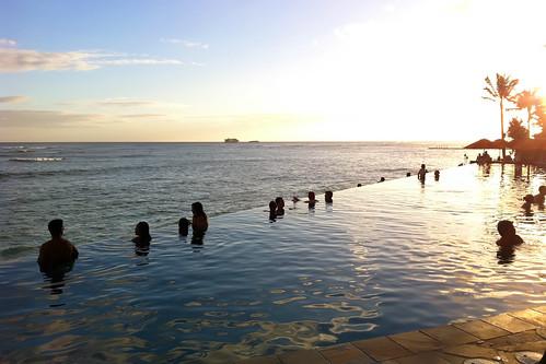 Sheraton Waikiki Pool Food Menu