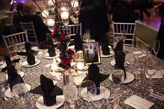 Reception Tables | by Kim Koppen Photography