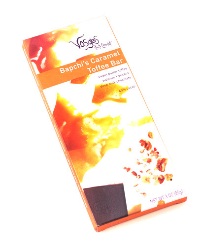 Vosges Bapchi's Caramel Toffee Bar | by princess_of_llyr