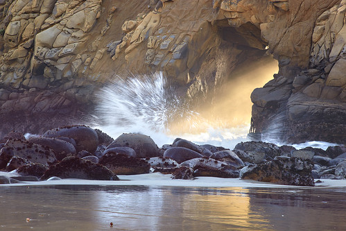 Light Force - Pfeiffer State Beach, California | by PatrickSmithPhotography